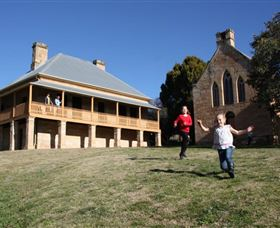 Hartley Historic Site - ACT Tourism