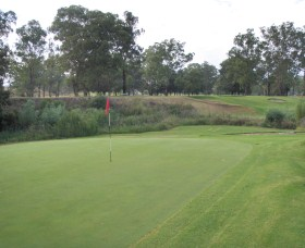 Muswellbrook Golf Club - ACT Tourism