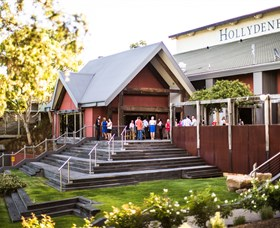 Hollydene Estate Wines and Vines Restaurant - ACT Tourism