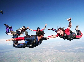 Skydive Maitland - ACT Tourism