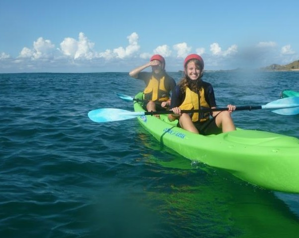 Cape Byron Kayaks - ACT Tourism
