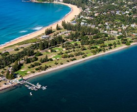 Palm Beach Golf Course - ACT Tourism