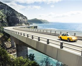 Cliff to Coast Sports Car Drives - ACT Tourism