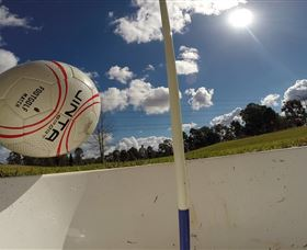 Footgolf Werrington - ACT Tourism