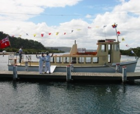 Central Coast Ferries - ACT Tourism