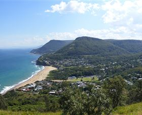 Bald Hill Lookout - ACT Tourism