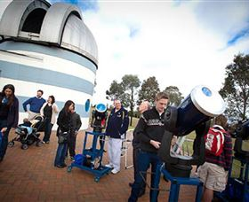 UWS Penrith Observatory - ACT Tourism