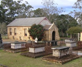 Ebenezer Church - ACT Tourism