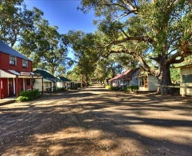 The Australiana Pioneer Village Ltd - ACT Tourism