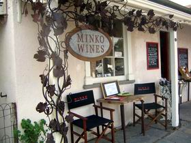 Minko Wines and Providore - ACT Tourism