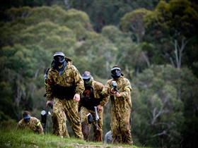 Paintball Sports - ACT Tourism