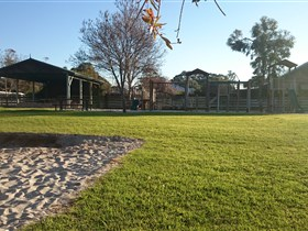 Langhorne Creek Public Playground - ACT Tourism