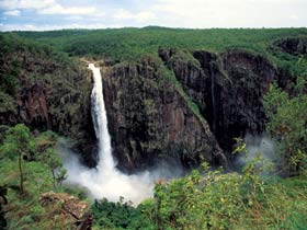 Wallaman Falls Girringun National Park