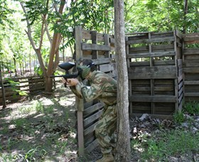 United Paintball - ACT Tourism