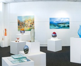 Framed Art Gallery - ACT Tourism