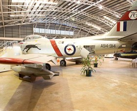 Australian Aviation Heritage Centre - ACT Tourism