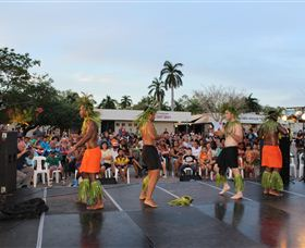 Darwin Community Arts - ACT Tourism