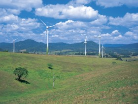 Windy Hill Wind Farm Ravenshoe - ACT Tourism
