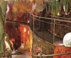 The Crystal Caves - ACT Tourism