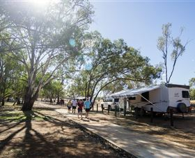 Nindigully Tourist and Visitor Area - ACT Tourism