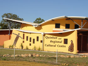 The Quinkan and Regional Cultural Centre - ACT Tourism