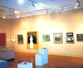 Griffith Regional Art Gallery - ACT Tourism