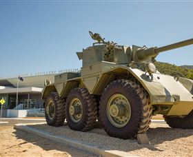 The Australian Armour and Artillery Museum - ACT Tourism