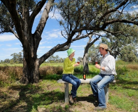 Restdown Wines and Walking Trail - ACT Tourism