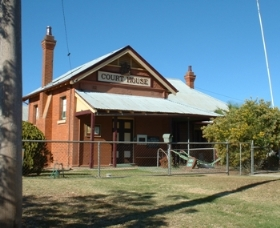 Whitton Courthouse and Historical Museum - ACT Tourism