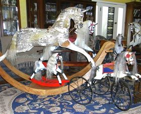 Rocking Horse Restorations - ACT Tourism