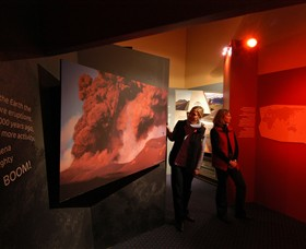 Volcanoes Discovery Centre - ACT Tourism