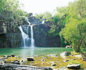 Cedar Creek Falls - ACT Tourism