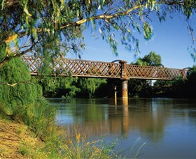 Narrandera Rail Bridge - ACT Tourism