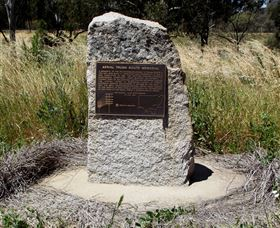 Aerial Trunk Route Memorial - ACT Tourism