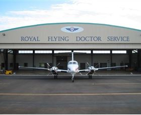 Royal Flying Doctor Service Dubbo Base Education Centre Dubbo - ACT Tourism