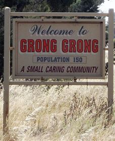 Grong Grong Earth Park - ACT Tourism