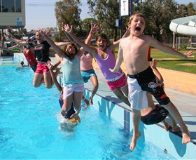 Dubbo Aquatic Leisure Centre - ACT Tourism