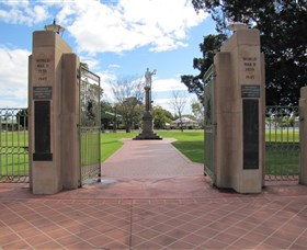 Goondiwindi War Memorial - ACT Tourism
