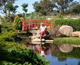 Wellington Osawano Japanese Gardens - ACT Tourism