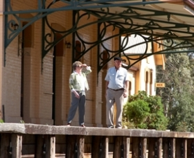 Federation Story Self Guided Walking Tour - ACT Tourism