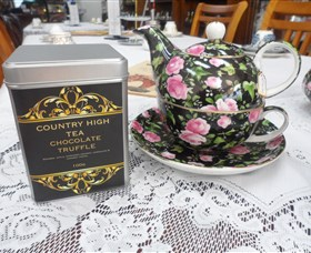 Country High Tea - ACT Tourism