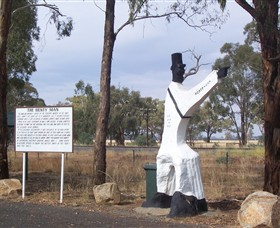 The Henty Man - ACT Tourism