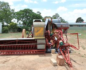 Ed's Old Farm Machinery Museum - ACT Tourism