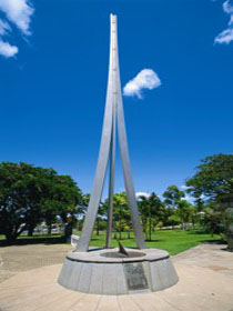 The Spire Tropic of Capricorn - ACT Tourism