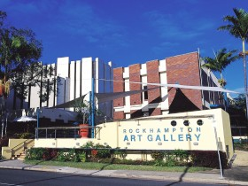 Rockhampton Art Gallery - ACT Tourism