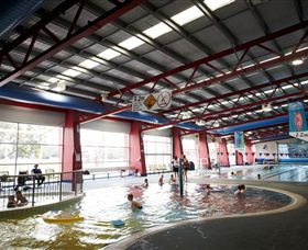 Wangaratta YMCA Indoor Sports  Aquatic Centre - ACT Tourism