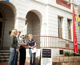 Wangaratta Family History Society - ACT Tourism