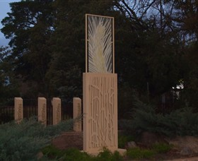 Milestones Sculptures in Cootamundra - ACT Tourism