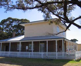 Restored Australian Inland Mission Hospital - ACT Tourism