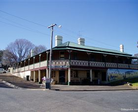 Wallendbeen Hotel - ACT Tourism
